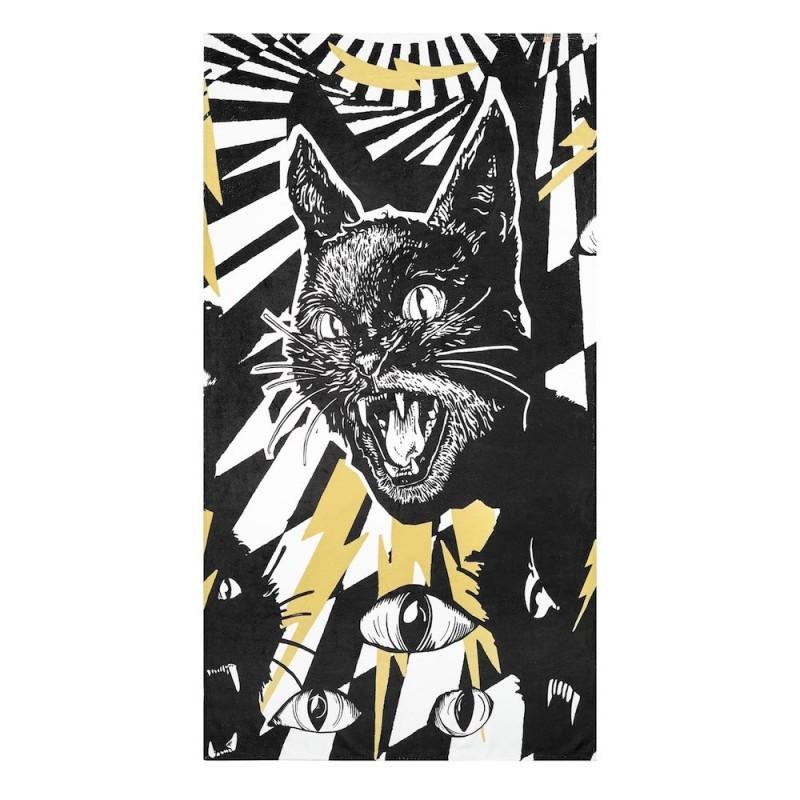 Beach towel - Wildcat
