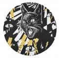 Serviette de plage ronde - Wildcat