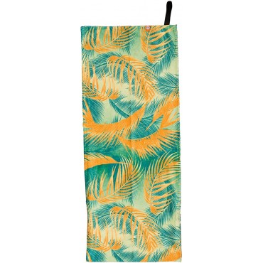 Sport towel / Fitness with slip guard - Small - Tropical