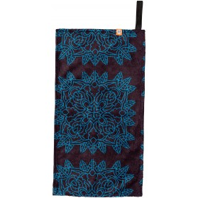 Training towel XS - Bleu noir
