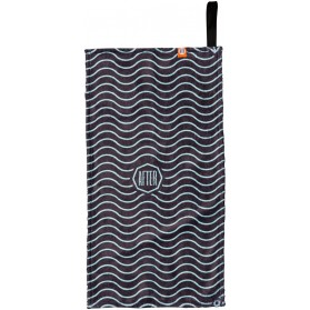Training towel XS - Waves