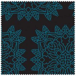 Serviette d'entrainement XS - Bleu noir