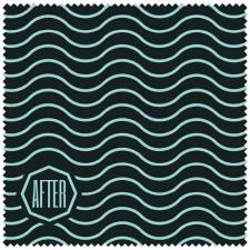 Training towel XS - Waves